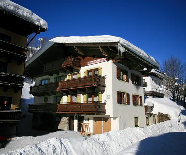 Hausbild Allmountain Lodge